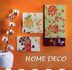 Decopatch - Napkins Technique - Home Deco