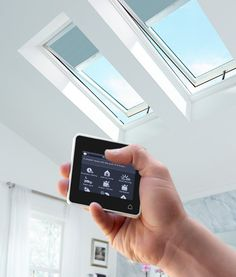 Skylights with blinds give you the ultimate in light control. Consider skylights for your Donald Gardner home! http://www.dongardner.com/.