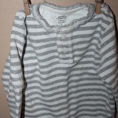Stripe shirt, Size 2