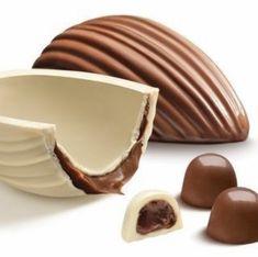 New Chocolate Desserts Elegant Food Ideas Dairy Free Chocolate, Easter Chocolate, Chocolate Gifts, Homemade Chocolate, Chocolate Desserts, Elegant Desserts, Just Desserts, Chocolate Delight, Best Food Ever