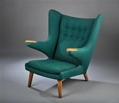 Pappa Bear chair by H.J. Wegner