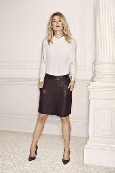 Rosamund Pike LK Bennett Spring Campaign - Behind the scenes video (Vogue.com UK)