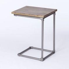 Pipe Side Table - using Kee Klamp fittings