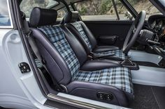 Singer Vehicle Design | Restored. Reimagined. Reborn Singer Porsche, Porsche 964, Porsche Cars, Car Seat Upholstery, Singer Vehicle Design, Bmw E21, Jetta A2, Volkswagen Golf Mk2, Cars