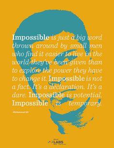 Muhammed Ali, via Flickr.