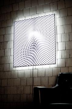 Hypnotic Lamp by Ap Dizajn