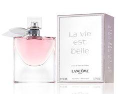 Lancome La Vie Est Belle L'Eau de Parfum Legere ~ New Fragrances ~ Fragrantica Lancome Paris, My Makeup Collection, New Fragrances, Parfum Spray, Bath And Body Works, Perfume Bottles, Beauty, Things To Sell, Designer Perfumes