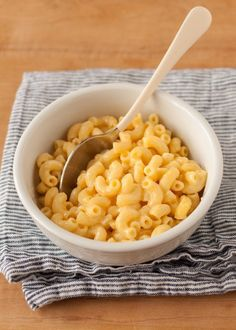 How To Make One-Bowl Microwave Mac and Cheese - Recipe | The Kitchn