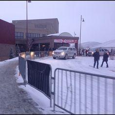 Sundance Film Festival screening venue 1,270 seats