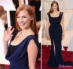 Oscar 2015: Jessica Chastain