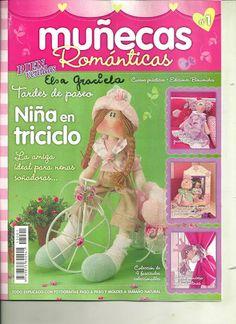 Muñecas Romanticas N° 1 - Akira Delgado - Álbumes web de Picasa