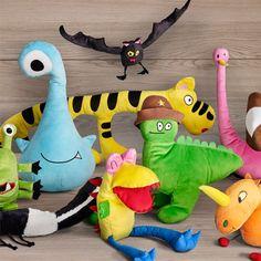 Kinderen ontwerpen knuffels voor Ikea - http://www.planetfem.com/kinderen-ontwerpen-knuffels-voor-ikea/ In het kader van de Ikea Knuffels voor Onderwijscampagne nodigde Ikea kinderen uit knuffeldieren te ontwerpen voor een nieuwe serie pluche speelgoed. Want wie kan er nou beter knuffels ontwerpen dan de kinderen die ermee spelen? Van Nederland tot Maleisië; kinderen van over de hele wereld namen ...