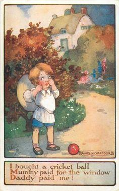 Illustration by Agnes Richardson (British, 1885–1951)