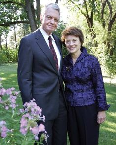 Thanks Mr and Mrs Osborne for your dedication to Nebraska and the people therein.