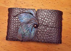 Handmade Alligator Journal Handbound Leather Diary by cocodri, $150.00