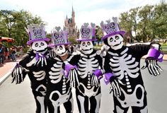 """Tokyo -- Halloween is a relatively new """"holiday"""" in Japan, and Tokyo's Disneyland has been doing what it can to export it to the Land of the Rising Sun. The theme park has been running Halloween ev..."""