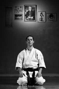 Don't misunderstand. Karate:空手 is not a Combat sports.  It's a way of life. It's a kind of faith.