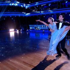 In case you missed Disney night @markballas @dancingabc