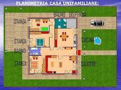 Risultati immagini per PLANIMETRIA TIPO CASA 120MQ