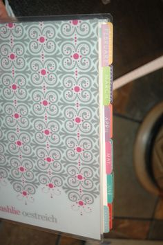 Love this color scheme... candy lace pattern in gray / hot pink