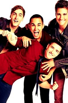 Big Time Rush; I miss their show. I wish it would come back on nickeloden.