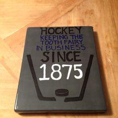 Hockey since 1875