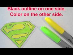 Create Your Own Superhero Themed Necklace | Bubblegum Post