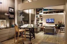 """Casa Cor Chile tem """"microapê"""" modular; veja essa e outras decorações - Casa e Decoração - UOL Mulher"""
