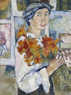 Natalia Goncharova will be celebrated from today in the UK's first ever retrospective of the Russian avant-garde artist. The show at [Tate Modern](. Franz Marc, Wassily Kandinsky, Cavalier Bleu, Lee Krasner, Ballet Russe, August Macke, Russian Avant Garde, Avant Garde Artists, Dibujo