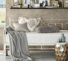 Savannah Daybed #potterybarn