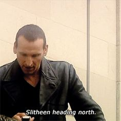 between iron & silver Ninth Doctor, Doctor Who, Christopher Eccleston, Bad Wolf, Time Lords, Dr Who, Mad Men, Outer Space, Doctors
