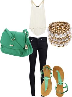summer outfit ideas | Ageless Beauty: Summer Outfit Ideas