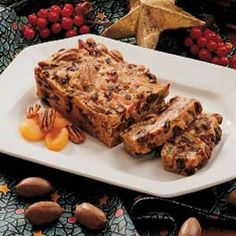 For #FruitCake Day, how about this Heirloom Fruitcake #recipe by tasteofhome.com #butter #cream