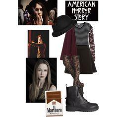 Violet Harmon AHS :P