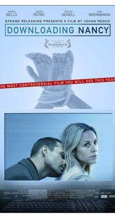 Directed by Johan Renck. With Maria Bello, Rufus Sewell, Jason Patric, Amy Brenneman. An unhappy wife orders a guy she meets over the Internet to kill her, but the two of them fall in love. Cinema Film, Cinema Movies, Amy Brenneman, Jason Patric, Berlin, Rufus Sewell, Internet Movies, Sundance Film Festival, Culture