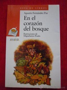 """""""En el corazón del bosque"""" de Agustín Fernández Paz. Ficha elaborada por Daniel Paniagua."""