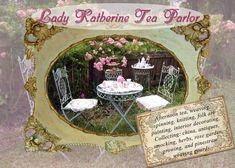 A Garden Tea With Old Friends Welcome to the Tea Time Tuesday Join me again in my Rose Garden, as I pour a cup of Vanilla Cream Tea . Cute Tea Cups, Tea Places, Tea Varieties, Moving To England, Tea Benefits, Weaving Art, Youre Invited, Afternoon Tea, Tea Time