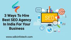 Choose the best strategy to hire best SEO agency in india for your business. SDLC Infotech is best seo agency in India that helps to enhance business quickly.  #bestseoagencyinindia #indianseocompany #bestseocompanyinindia  #bestdigitalmarketingagencyinindia #bestdigitalmarketingcompanyinindia #sdlcinfotech Online Marketing Services, Best Seo Services, Social Media Marketing, Digital Marketing, Seo Professional, Innovation Strategy, Seo Consultant, Best Seo Company, Seo Agency
