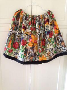 Adult round skirt