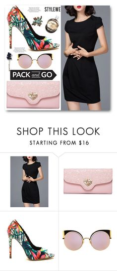 """""""STYLEWE"""" by angelstar92 ❤ liked on Polyvore featuring Fendi, ASOS and Chanel"""