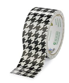 Oh Yeah Houndtooth duck tape