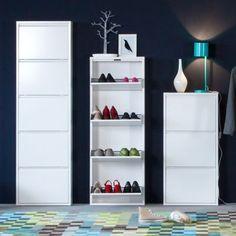 Die besten 25 schuhkipper wei ideen auf pinterest for Schuhschrank jordan design