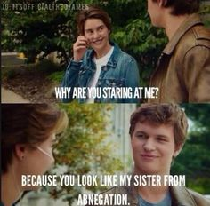 I have a love/hate relationship with this movie cause HES YOUR BROTHER creeps me out