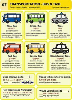 #0007 Transportation - Bus & Taxi