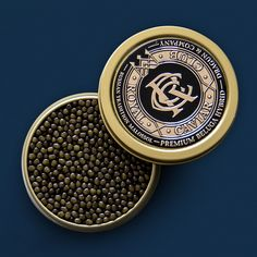 Royal Caviar Club on Behance Caviar, Behance, Graphic Design, Club, Personalized Items, Visual Communication