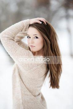 Winter Senior Pictures