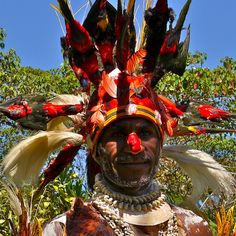 Avi - Chimbu tribe - Papua New Guinea | Flickr - Photo Sharing!