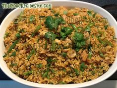 Chicken Fried Rice with Curry | Thai Food Recipes