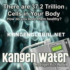 Stay in perfect health by drinking Kangen water. #alkalinewater #kangenwaterspain #enagic #antioxidants #ionizedwater #healthywealthy