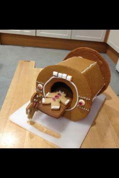 Gingerbread MRI.